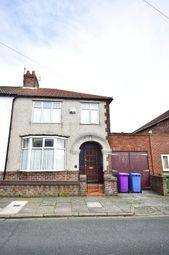 Thumbnail 3 bed terraced house to rent in Grantley Road, Wavertree, Liverpool