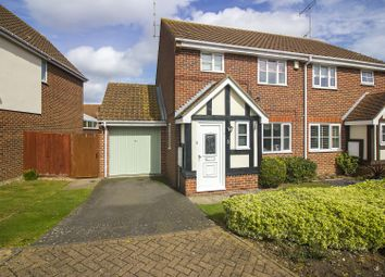 Thumbnail 3 bed semi-detached house for sale in Whytecliffs, Broadstairs