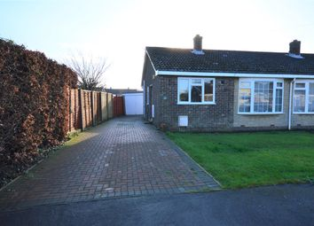 2 bed semi-detached bungalow for sale in Havercroft Road, Hunmanby, Filey YO14