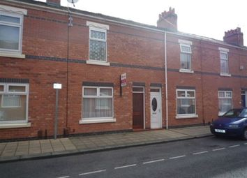 Thumbnail 2 bedroom terraced house to rent in Ashover Street, Stretford, 0Hg.