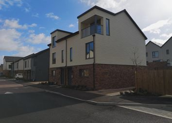 Thumbnail 4 bedroom end terrace house for sale in Countess Way, Broughton, Milton Keynes