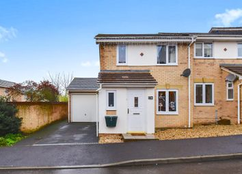 Thumbnail 3 bed end terrace house for sale in Ermine Street, Yeovil