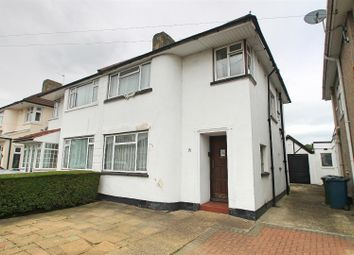 Thumbnail 3 bed semi-detached house for sale in Weston Drive, Stanmore