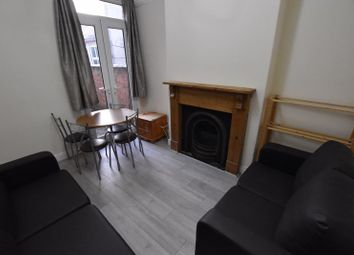 Thumbnail 5 bed terraced house to rent in Beaconsfield Road, Leicester