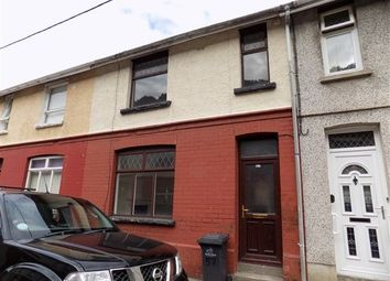 Thumbnail 3 bed terraced house to rent in Woodland Terrace, Aberbeeg, Abertillery