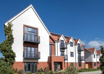 "Thumbnail 2 bed flat for sale in ""Apartment"" at Biggs Lane, Arborfield, Reading"
