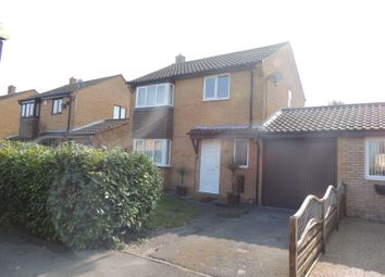Thumbnail 3 bed detached house to rent in Dexter Avenue, Oldbrook, Milton Keynes