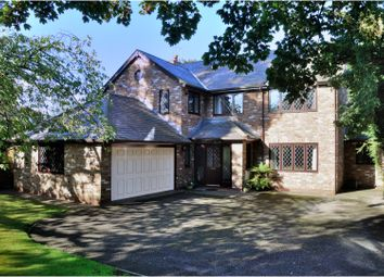 Thumbnail 5 bed detached house for sale in Spinney Lane, Knutsford