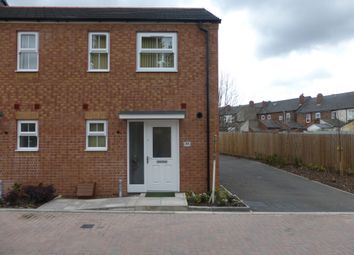 Thumbnail 2 bed semi-detached house for sale in Norfolk Place, Walsall