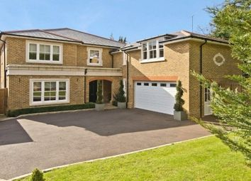 Thumbnail 5 bed property to rent in Leatherhead Road, Oxshott