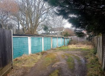 Thumbnail Land for sale in Garage Site At Rear Of, St Thomas Road, Nr Luton, Bedfordshire
