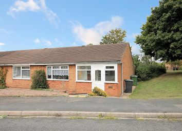 Thumbnail 2 bed bungalow for sale in Holsworth Close, Belgrave, Tamworth