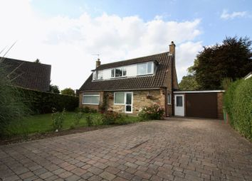 Thumbnail 3 bed detached house for sale in The Beeches, Pocklington, York