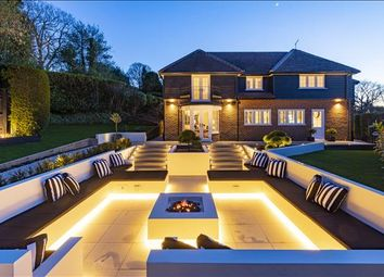 Thumbnail 4 bed detached house for sale in The Glade, Tadworth, Surrey
