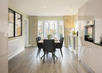 """Thumbnail 3 bedroom property for sale in """"The Lexden"""" at Church Lane, Stanway, Colchester"""