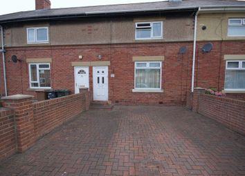 Thumbnail 2 bed terraced house for sale in Holly Avenue, Forest Hall, Newcastle Upon Tyne