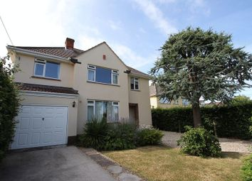 Thumbnail 5 bed detached house for sale in Edward Road South, Clevedon