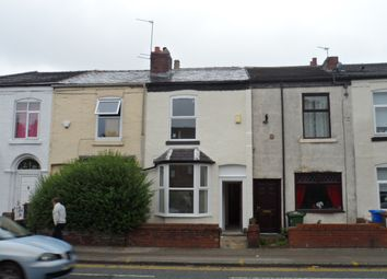 Thumbnail 3 bedroom terraced house to rent in Stockport Road, Denton, Manchester