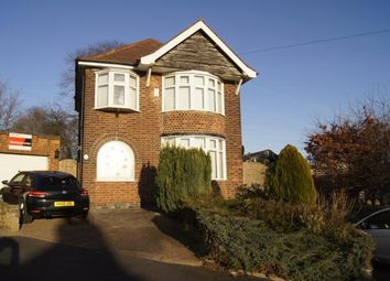 Thumbnail 3 bed detached house for sale in Besecar Avenue, Gedling, Nottingham, Nottinghamshire