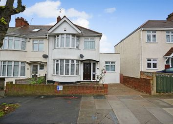 Thumbnail 4 bed semi-detached house for sale in Sudbury Heights Avenue, Greenford, Middlesex
