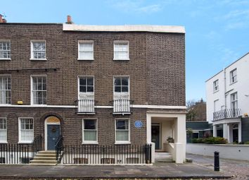 Thumbnail 4 bedroom terraced house for sale in Addison Bridge Place, London