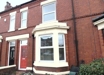 Thumbnail 3 bed terraced house to rent in Warrington Road, Prescot