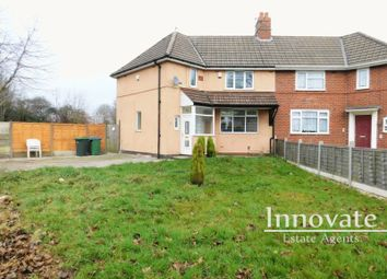 Thumbnail 3 bed semi-detached house to rent in Turton Road, Tipton