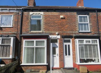 Thumbnail 2 bed terraced house for sale in Hildas Avenue, Perth Street West, Hull