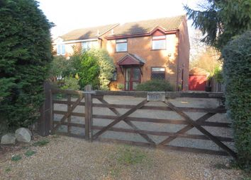 Thumbnail 3 bed detached house for sale in Cooks Lane, Calmore, Southampton