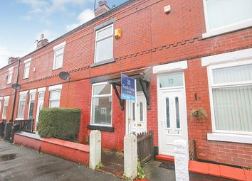 Thumbnail 2 bedroom terraced house for sale in Broughton Road, Reddish, Stockport, Cheshire