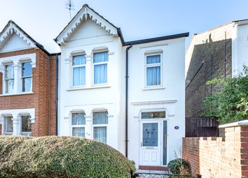 Thumbnail 3 bed end terrace house for sale in Creighton Road, London