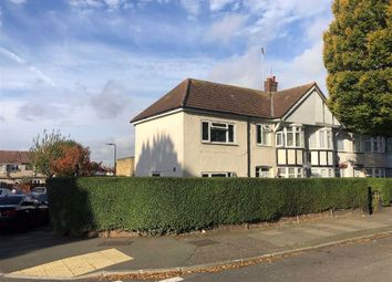 Thumbnail 4 bed end terrace house for sale in Westbury Avenue, Southall, Middlesex