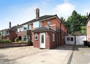 Thumbnail 3 bed semi-detached house for sale in Dereham Road, New Costessey, Norwich