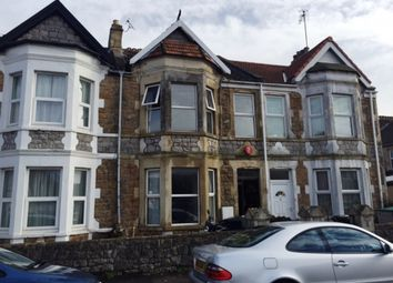 Thumbnail 3 bed flat to rent in Churchill Road, Weston-Super-Mare