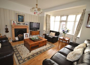 Thumbnail 5 bed semi-detached house to rent in Fox Lane, Palmers Green