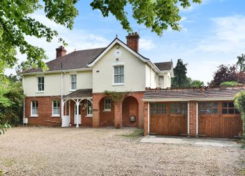 Thumbnail 5 bed detached house for sale in Lowther Road, Wokingham, Berkshire