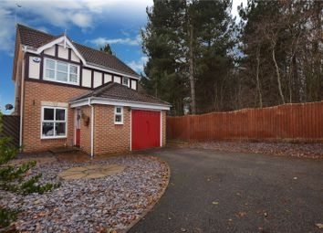 Thumbnail 3 bed detached house for sale in Lancet Rise, Robin Hood, Wakefield, West Yorkshire