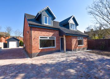 Thumbnail 4 bed detached house for sale in Lakeside Close, Upton, Chester