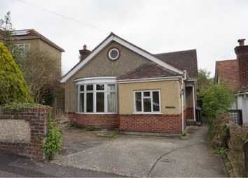 Thumbnail 4 bed detached bungalow to rent in Bartlett Road, Salisbury