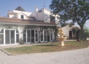 Thumbnail 4 bed finca for sale in Moli Nou, Mutxamel, Alicante, Valencia, Spain