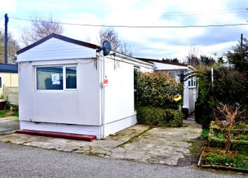 Thumbnail 2 bed mobile/park home for sale in Halewood Park, Lower Road, Liverpool, Merseyside