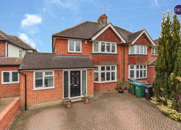 Thumbnail 4 bed semi-detached house for sale in Woodland Drive, Watford