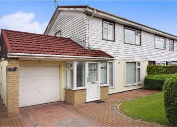 Thumbnail 2 bed semi-detached house for sale in Sharpley Drive, East Leake
