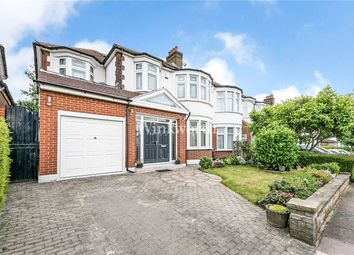 Thumbnail 6 bed semi-detached house for sale in Oaklands, London