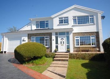 Thumbnail 4 bed detached house for sale in Green Park, Pentlepoir, Saundersfoot