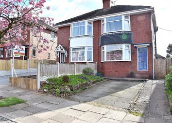 Thumbnail 2 bed semi-detached house for sale in Southlands Avenue, Dresden, Stoke On Trent