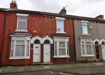 Thumbnail 2 bed terraced house for sale in Aske Road, Middlesbrough