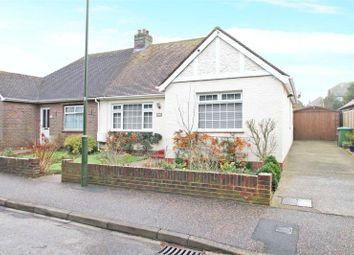 Thumbnail 3 bed semi-detached bungalow for sale in Brookside Avenue, Rustington, West Sussex