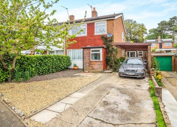 Thumbnail 3 bed semi-detached house for sale in Morton Road, Aylsham, Norwich
