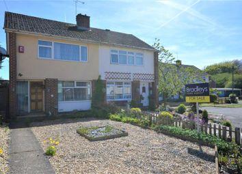 Thumbnail 3 bed semi-detached house for sale in Whitebridges, Honiton, Devon